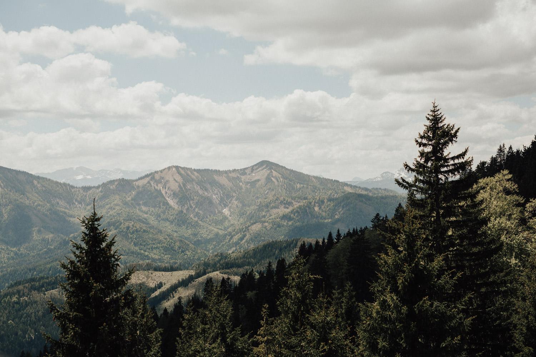 Mariazell Landschaft