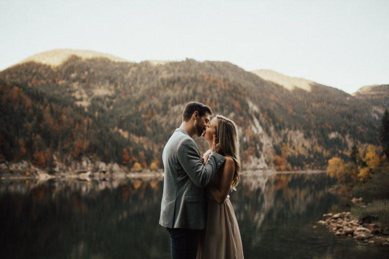 Gosau Engagement Photos