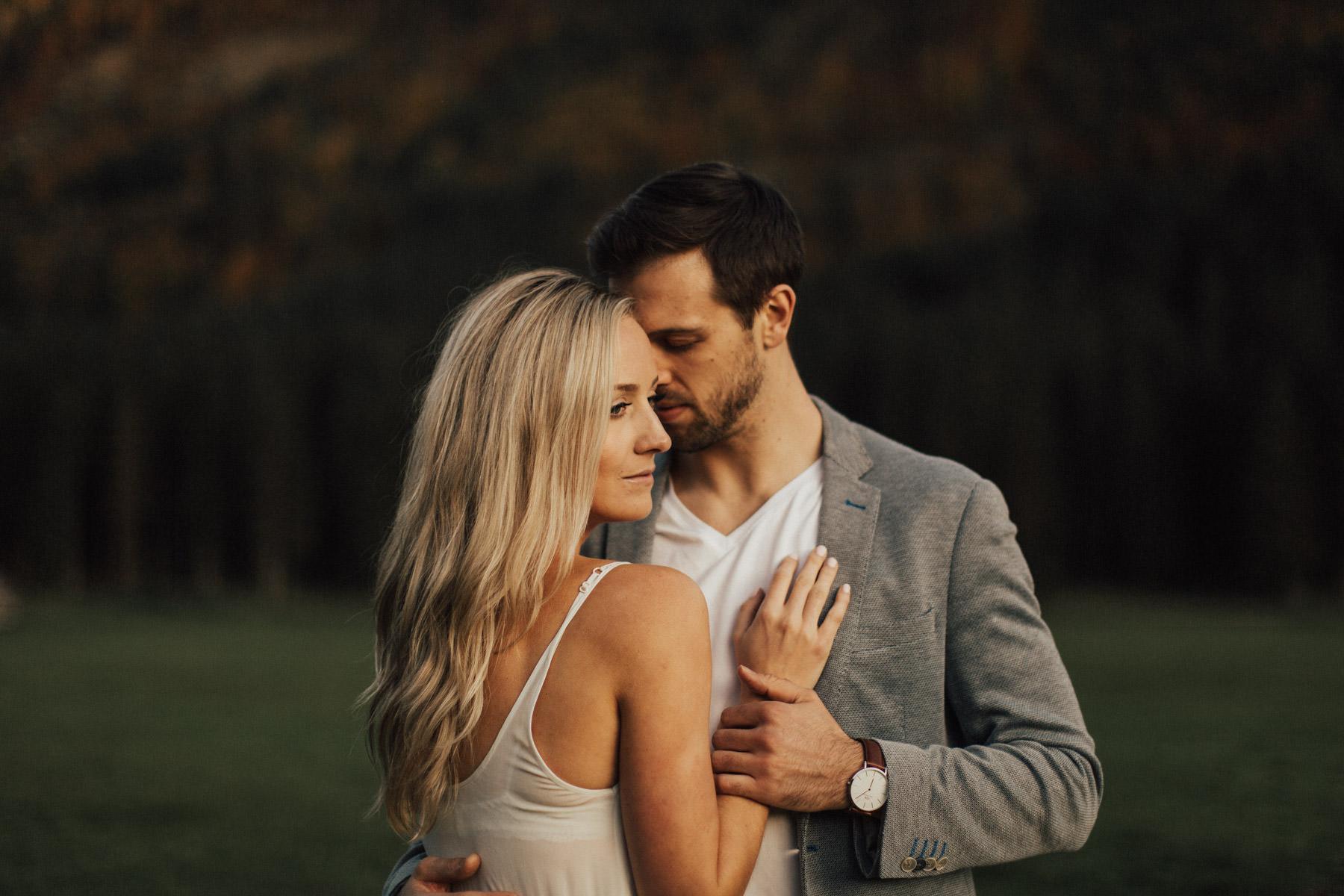 Verlobungsfotos im Salzkammergut
