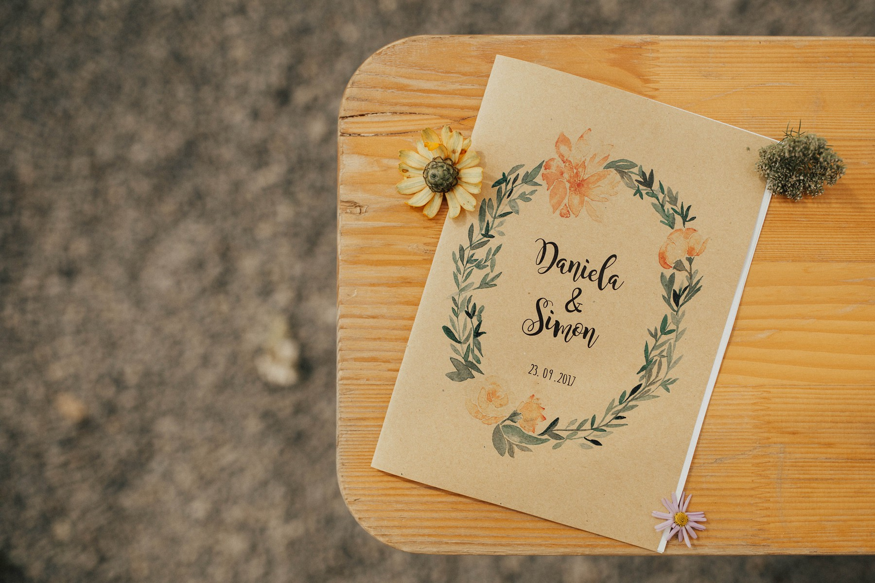 vintage wedding invitation inspiration