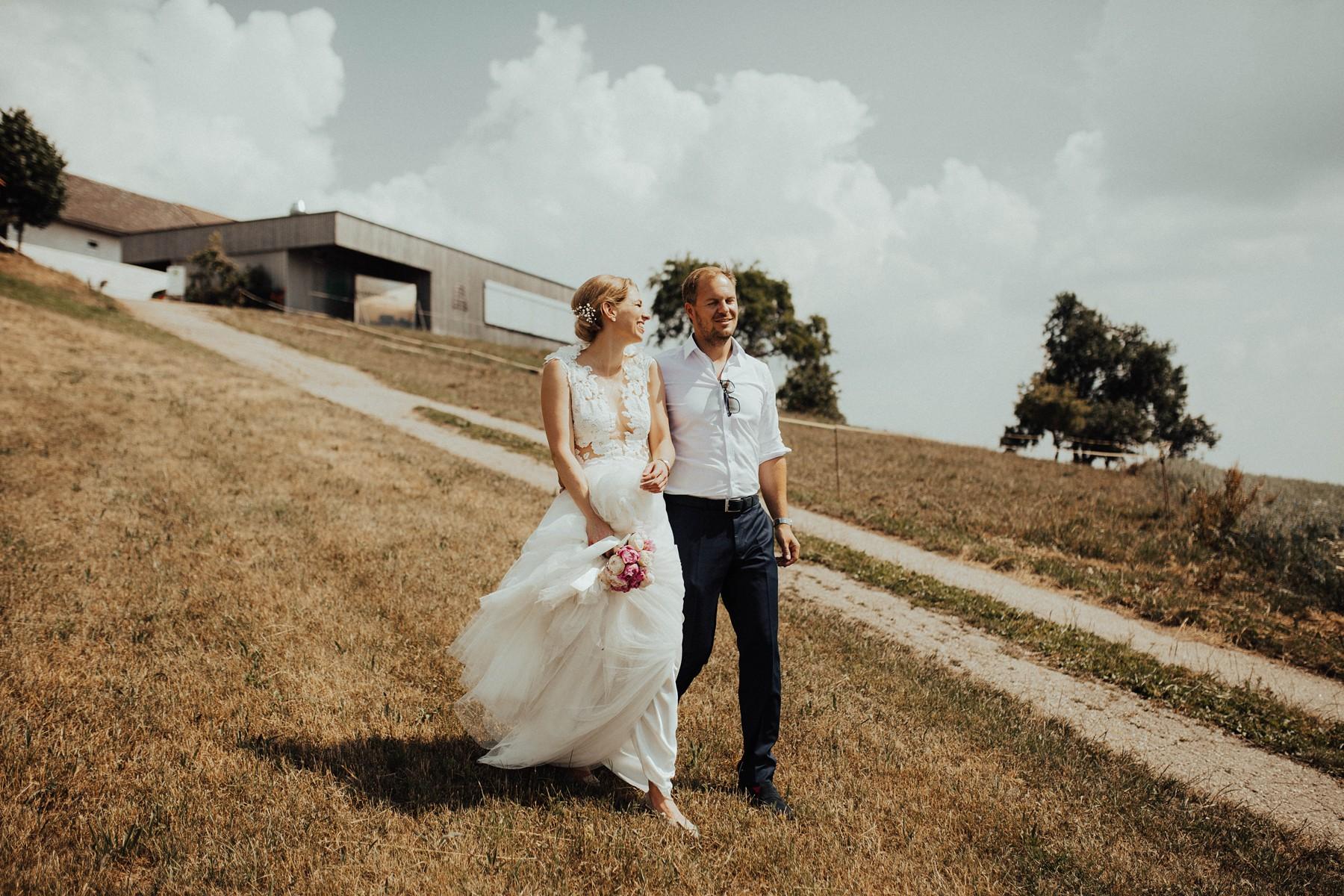 Heiraten am Köglerhof in der Nähe von Linz