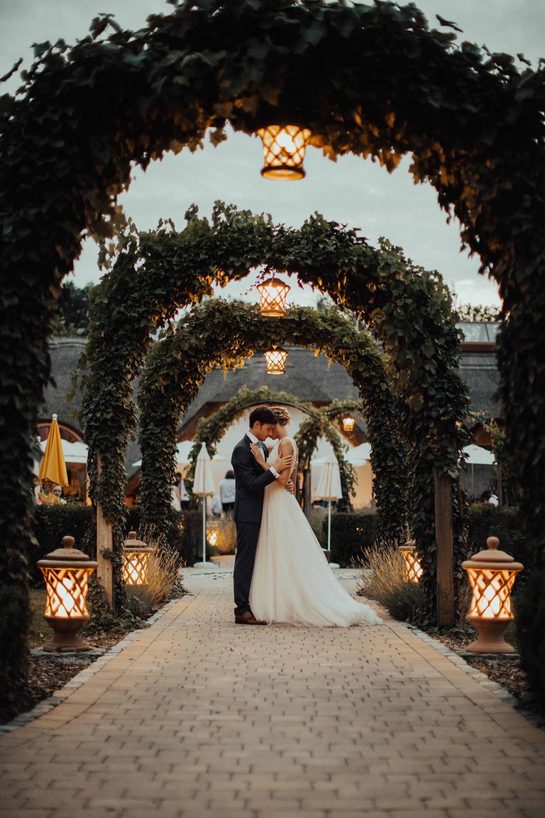 Vila Vita Pannonia Wedding Location